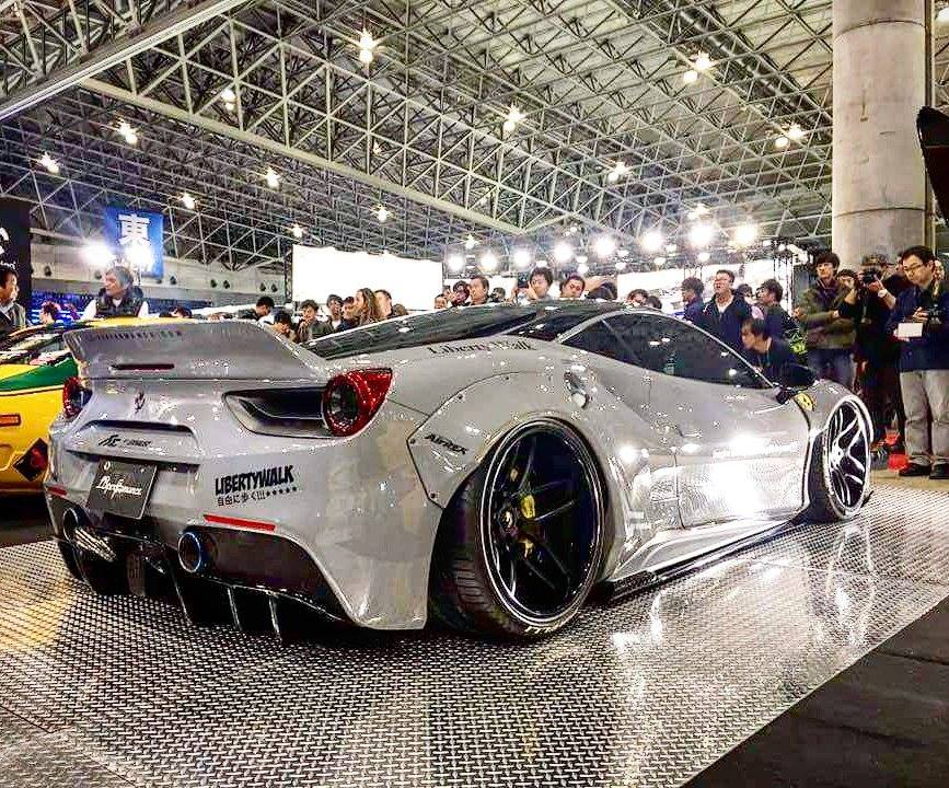 Ferrari 488 GTB Liberty Walk-4