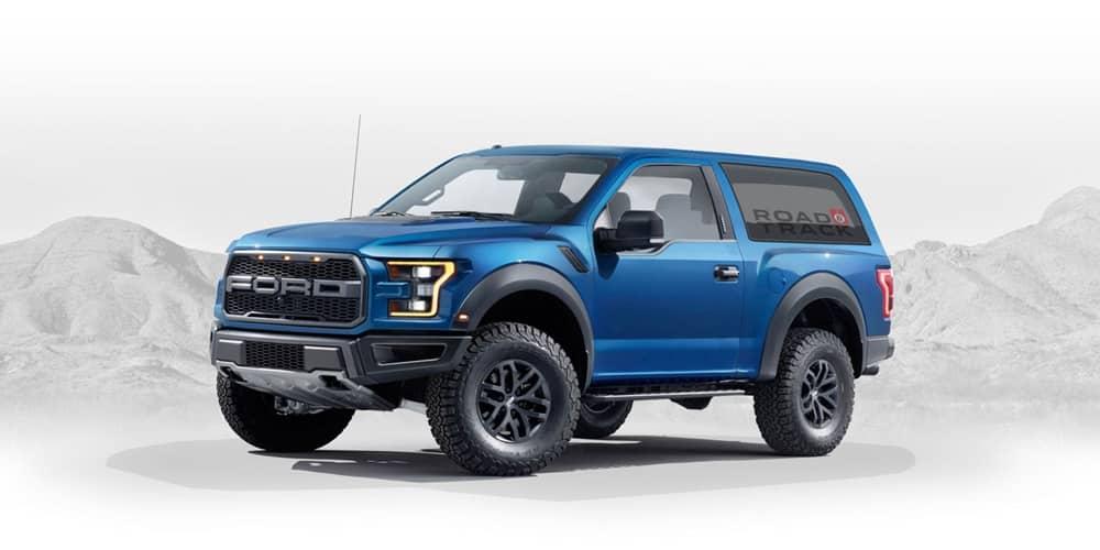 Ford traerá sorpresas de aquí a 5 años: Vuelven el Bronco, el Ranger y la Ciudad del Mañana