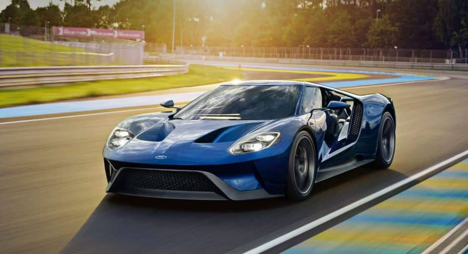 ¡Por fin conocemos la potencia del Ford GT!: 656 CV que superan a McLaren y Ferrari