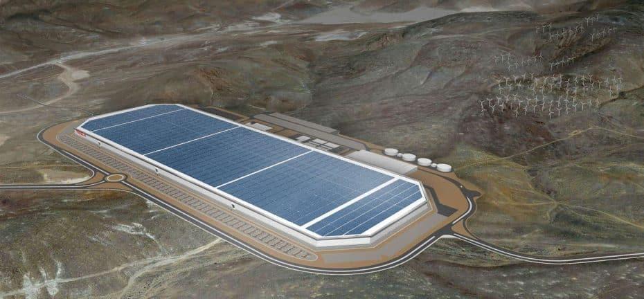 Varias Comunidades lucharán para que la segunda gigafactoría de Tesla se instale en suelo español