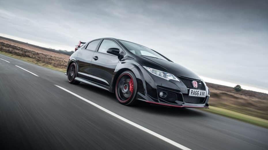 Honda Civic Type R Black Edition: El adiós del actual Type R