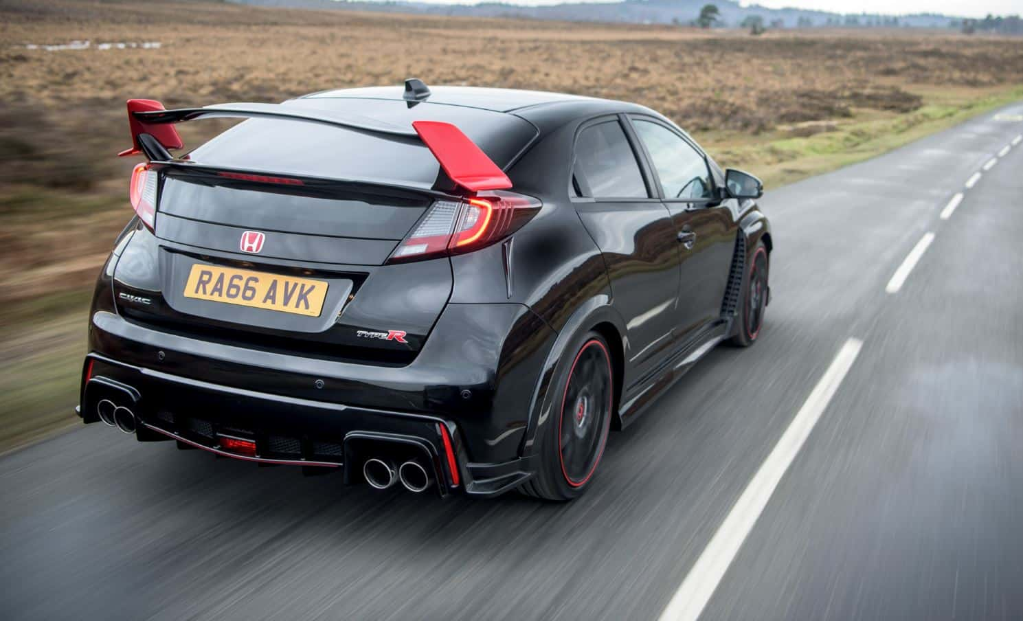 honda civic type r black edition el adi s del actual type r. Black Bedroom Furniture Sets. Home Design Ideas