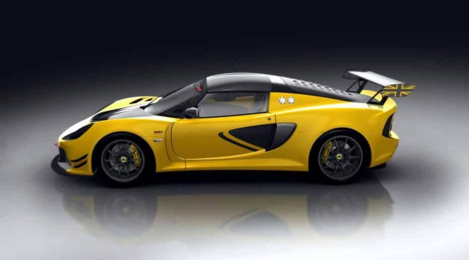 Lotus Exige Race 380: ¡Esto es un Lotus en estado puro!