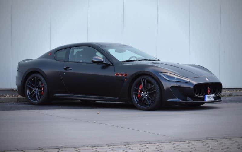¿Sueñas con conducir el Maserati Gran Turismo MC Stradale de Messi? Ahora puedes, literalmente