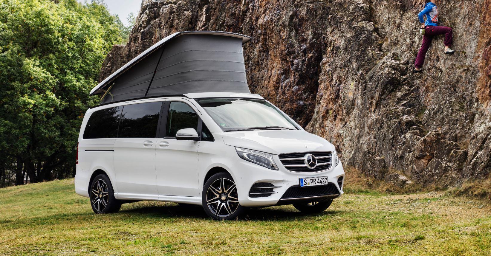 Ya a la venta el Mercedes Marco Polo Horizon: Versatilidad en estado puro