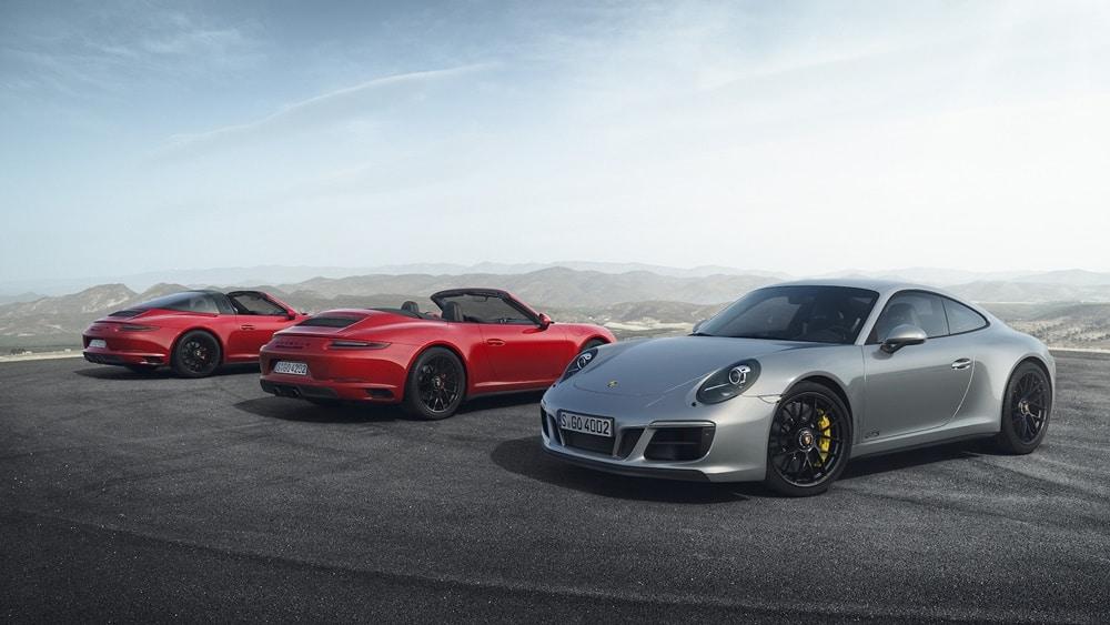 Llega el picante Porsche 911 GTS: 450 CV para la antesala del GT3