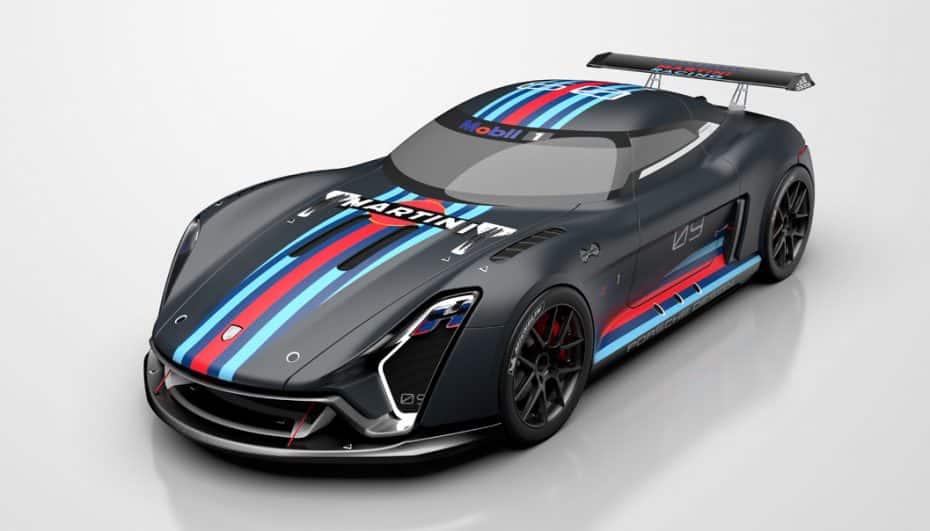 ¿Cómo te imaginas los futuros deportivos de Porsche? Este 939 RSR podría darnos una pista…