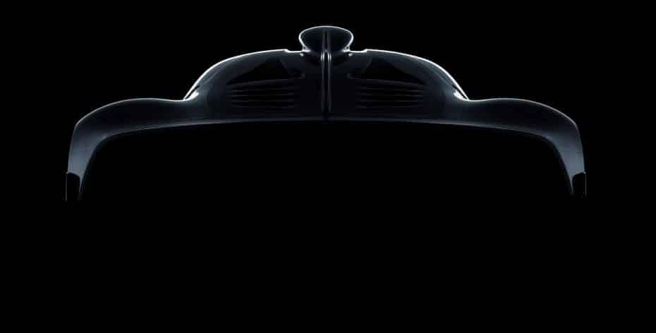 Mercedes-AMG Project One: Más de 1.000 CV de potencia y un precio astronómico