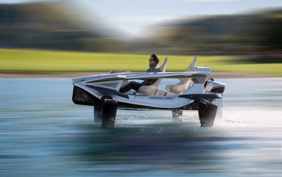 Quadrofoil Q2: Todo un superdeportivo eléctrico para surcar los mares que llegará este mismo año