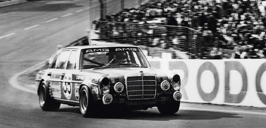 El 50 aniversario de Mercedes-AMG: Las claves del éxito moderno y del futuro