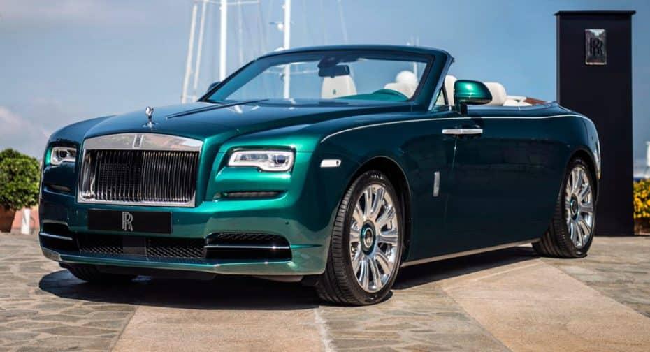 Tras un récord de ventas, estos son los más exclusivos 'One-Off' de Rolls Royce en 2016
