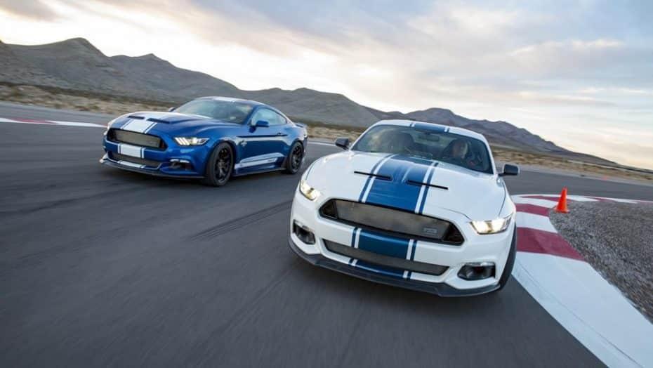 Saluda al nuevo Shelby Mustang Super Snake: Hasta 750 CV para el 'muscle car' más salvaje