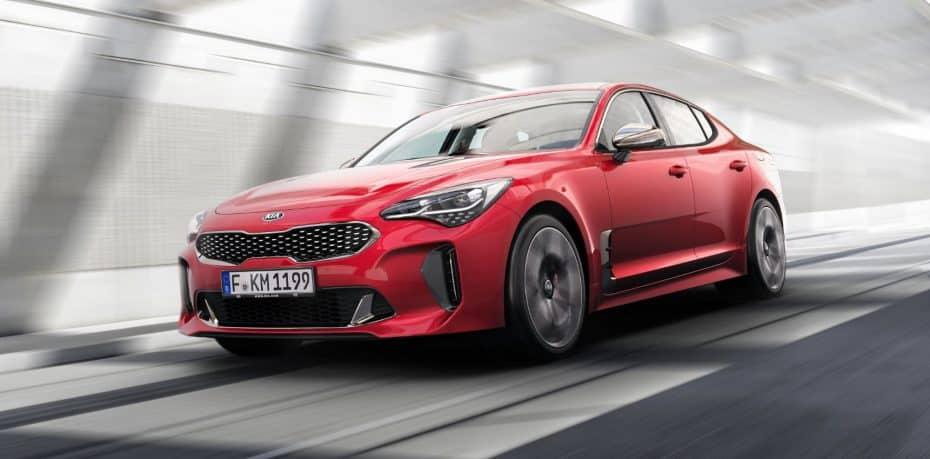 Así es el Kia Stinger: Forjado en Nürburgring y con esencia de Audi y BMW…