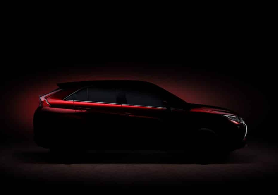 El Salón de Ginebra 2017 nos revelará el aspecto definitivo del nuevo SUV de Mitsubishi