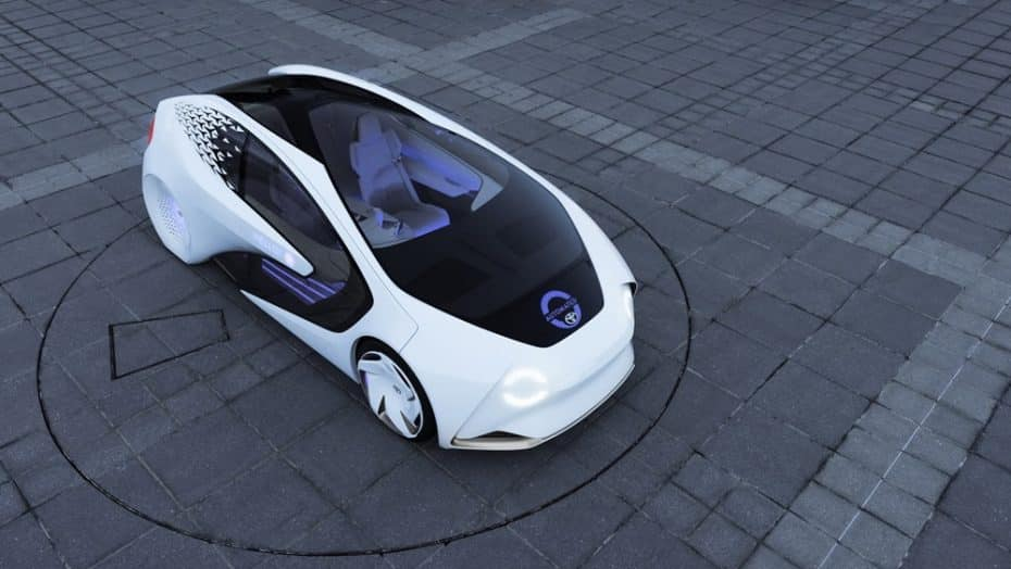 Toyota Concept-i: El coche del futuro conocerá hasta tus emociones y será un humano más
