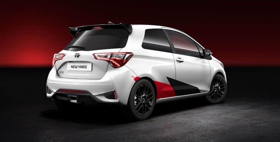 Más de 210 CV para el Toyota Yaris más picante: Lo conoceremos y podremos comprar muy pronto
