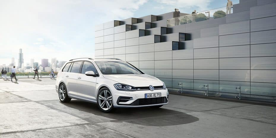 El recién estrenado Volkswagen Golf también tendrá acabado R-Line: Estos son los detalles
