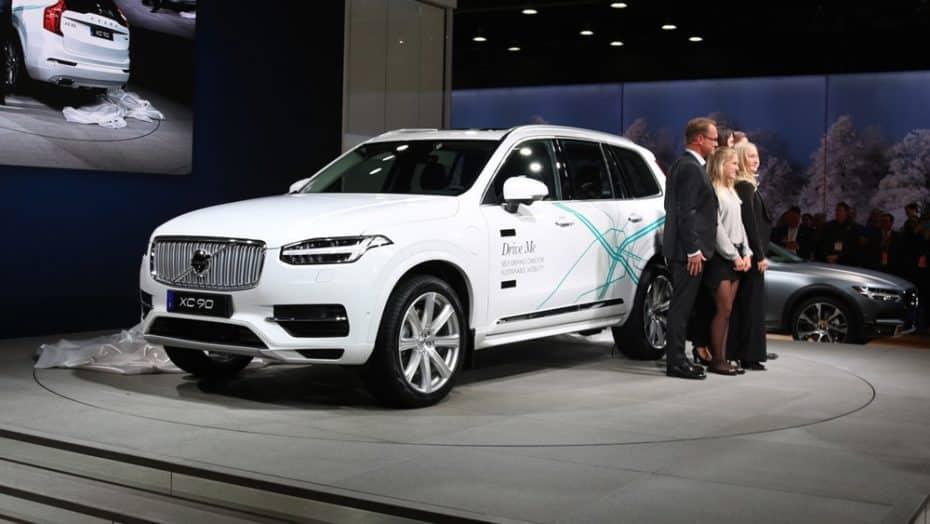 El coche 100% autónomo ya no es cosa del futuro: Volvo acaba de entregar la primera unidad