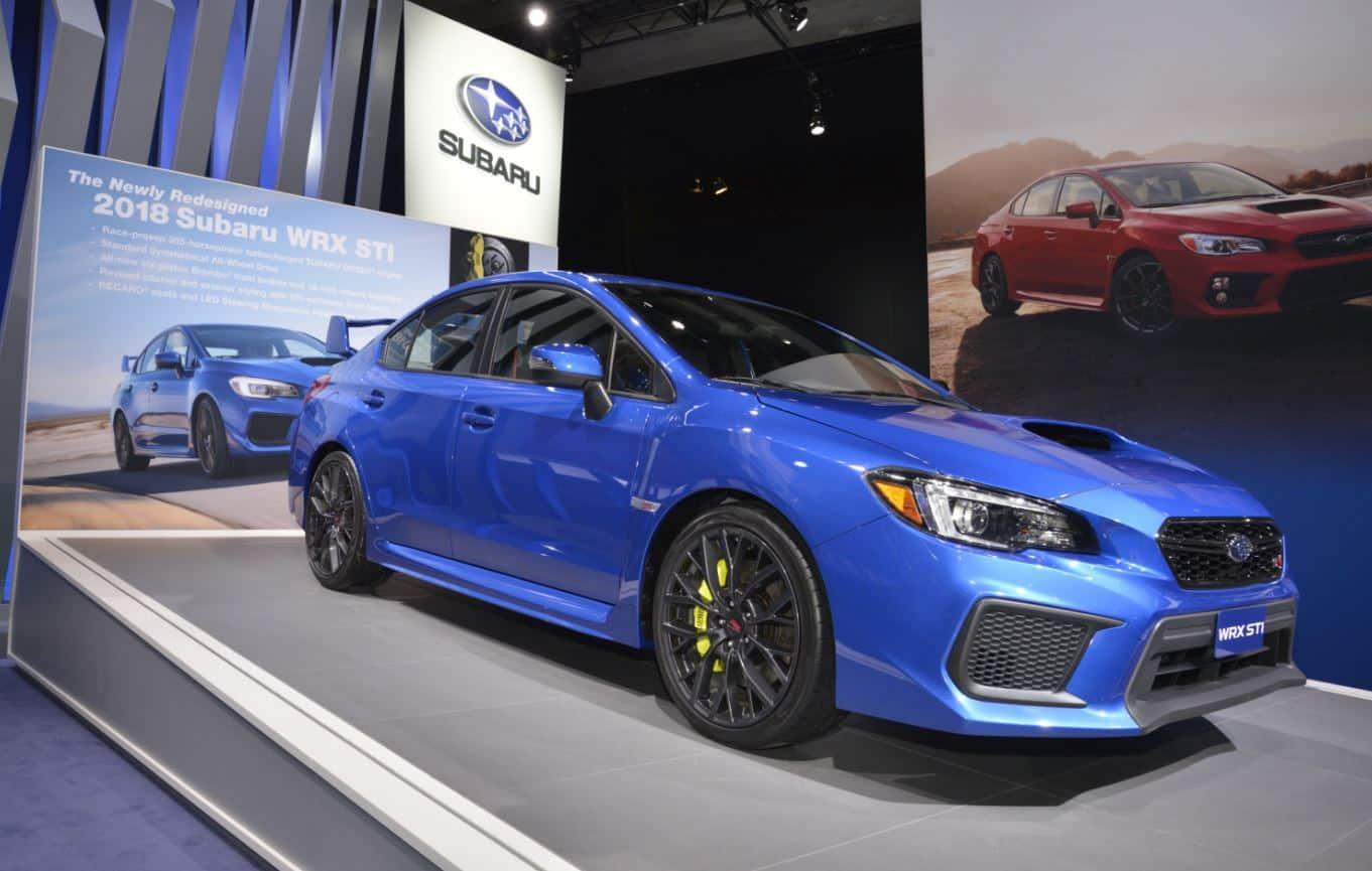 Subaru WRX STI 2018: Así le sientan los cambios al nipón