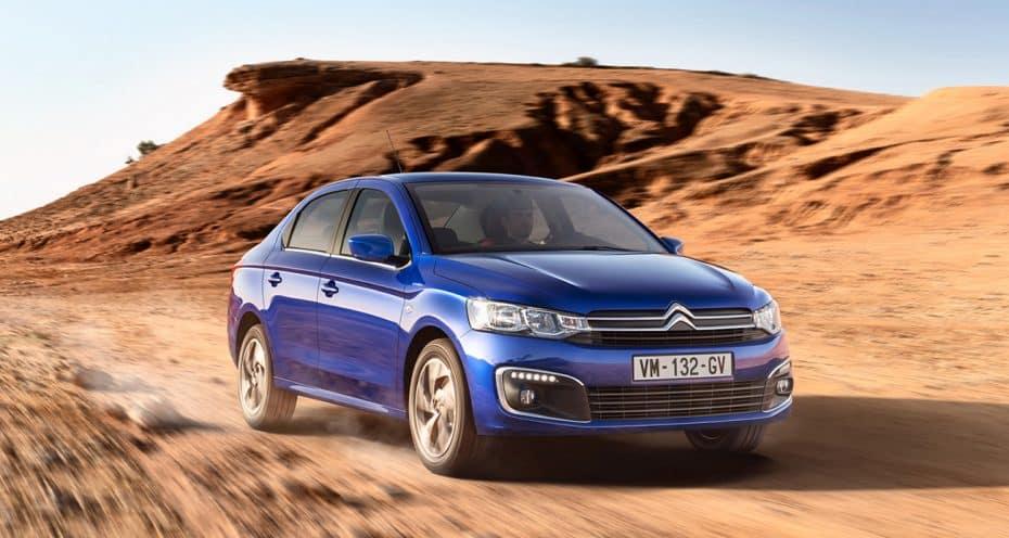 Ya puedes adquirir el renovado Citroën C-Elysée: Mejoras estéticas y de equipamiento