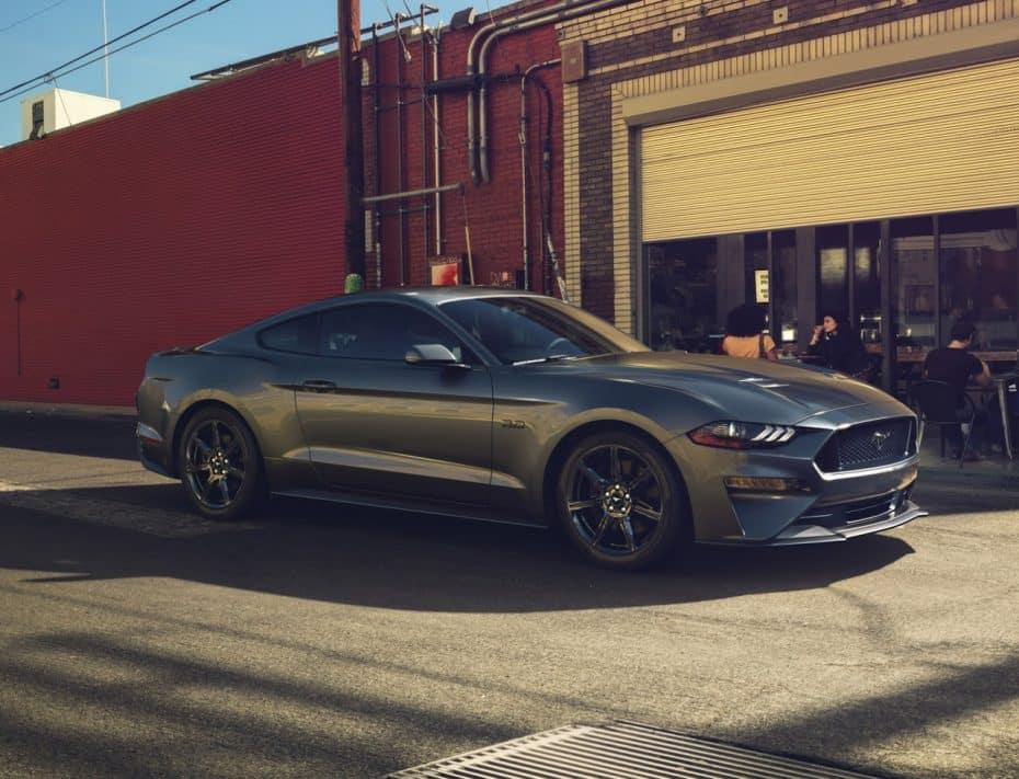 Las especificaciones del Ford Mustang 2018 europeo le distancian del americano: Lo veremos en Frankfurt