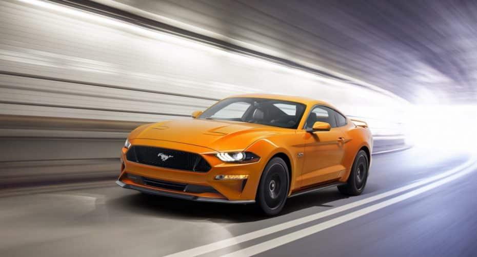 Estos son los cambios del renovado Ford Mustang: Ahora ¡mola más!