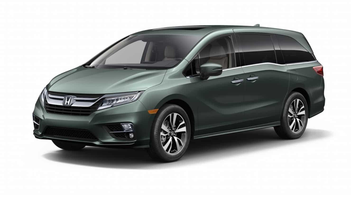 El nuevo Honda Odyssey, arma ideal para las familias: Sólo gasolina con 280 CV