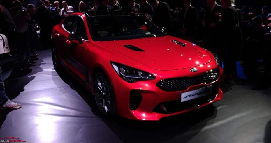 El Kia Stinger Europeo: Audi A5 Sportback y BMW Serie 4 Gran Coupé en el punto de mira…