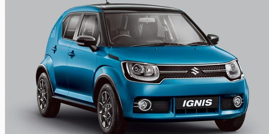 El Suzuki Ignis ya tiene motor diésel aunque no lo verás en Europa