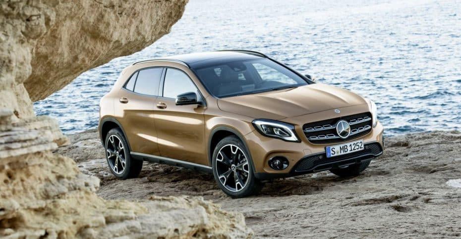 Todos los precios del renovado Mercedes GLA que ya puedes adquirir en España: AMG con 381 CV incluido