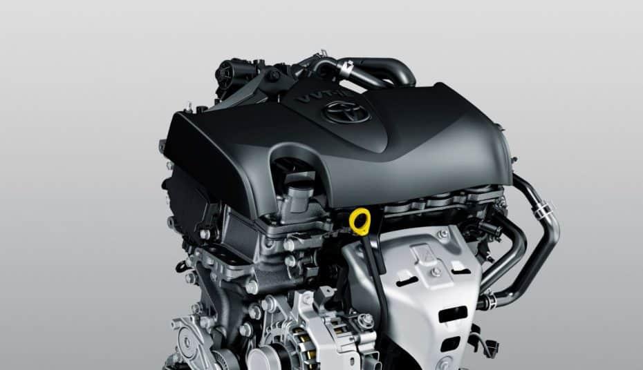 Así es el nuevo motor gasolina de 1.5L del Toyota Yaris: 111 CV de aspiración natural