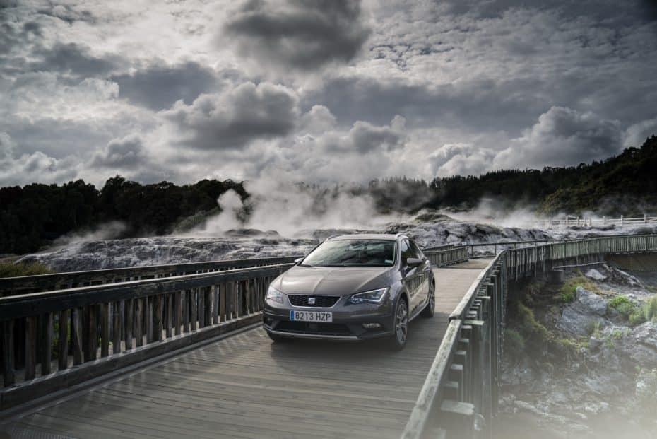 SEAT sigue su expansión mundial: Nueva Zelanda es su nuevo destino