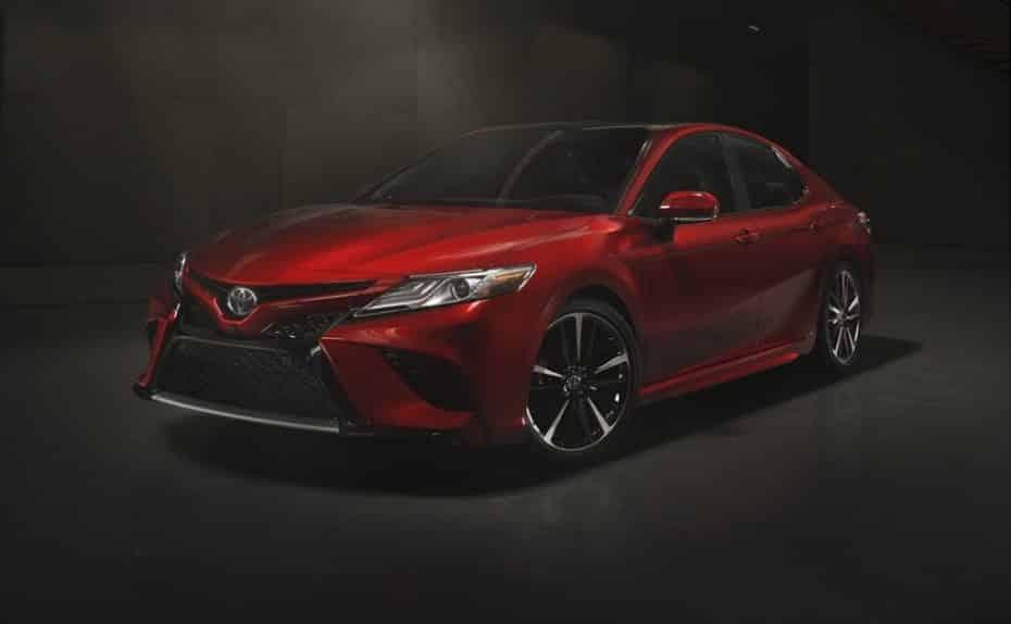 La nueva generación del Toyota Camry ya está aquí: Mejor en todo