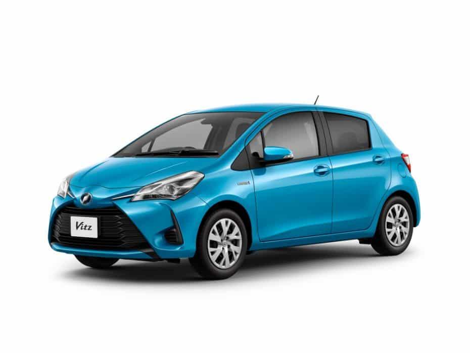 Así son los renovados Toyota Yaris sencillos: Fotos de la versión japonesa