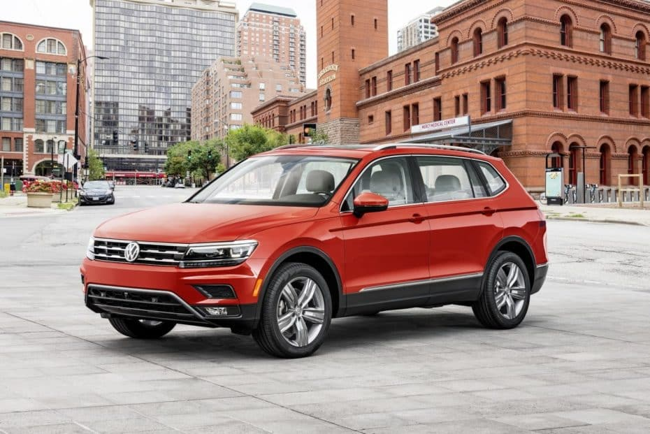Ya es oficial: Nuevo Volkswagen Tiguan Allspace, con hasta siete plazas
