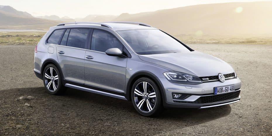 Ya puedes comprar el renovado Volkswagen Golf Alltrack: Algo caro eso sí