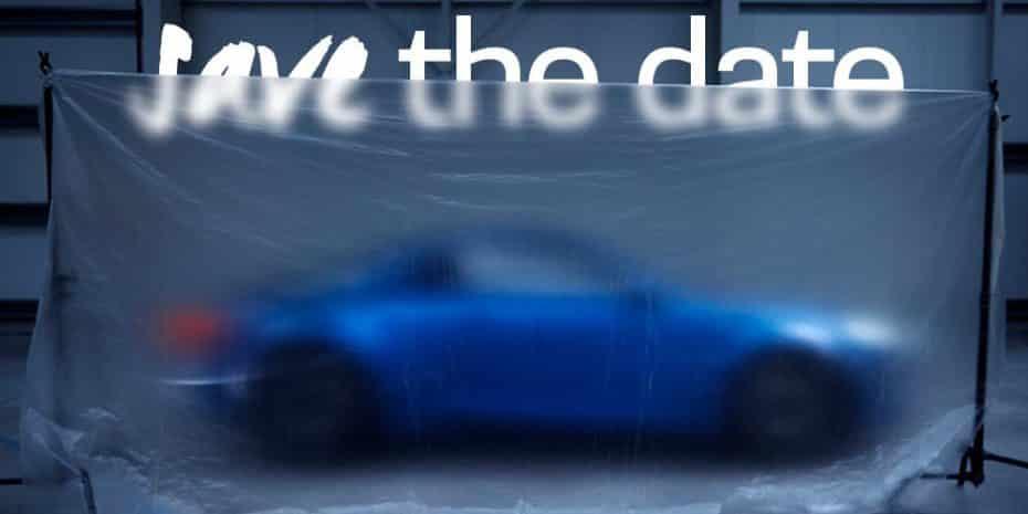 Ya hay fecha para la presentación oficial del Alpine A120