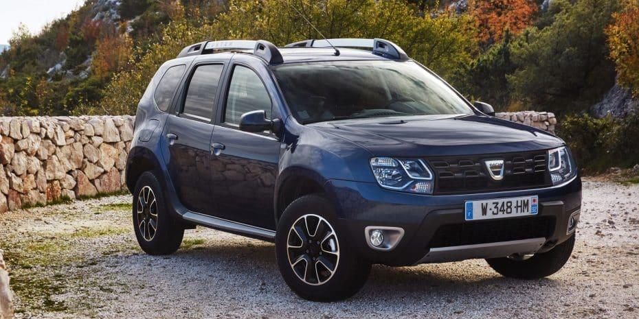 Ya disponible el Dacia Duster con caja EDC