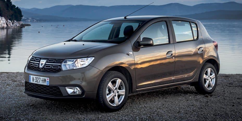 Nueva serie especial «Trotamundos» para el Dacia Sandero