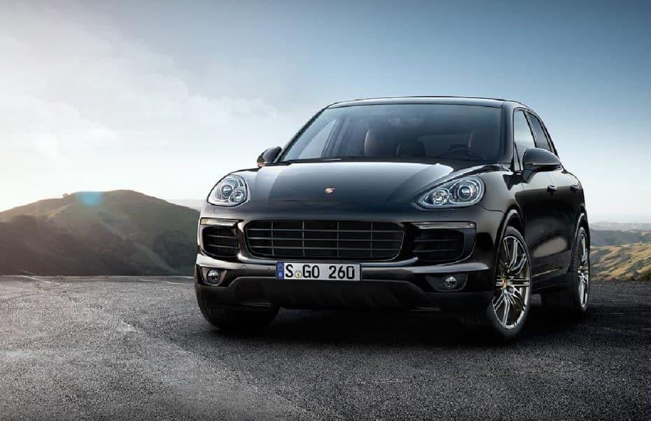 Las Platinum Edition llegan a los Porsche Cayenne S: Diésel y gasolina a más de 100.000 euros