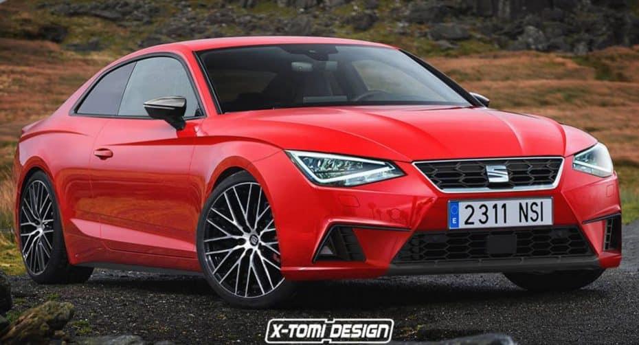 Si SEAT fabricase un coupé, nos encantaría que fuese así, con base de Audi A5…