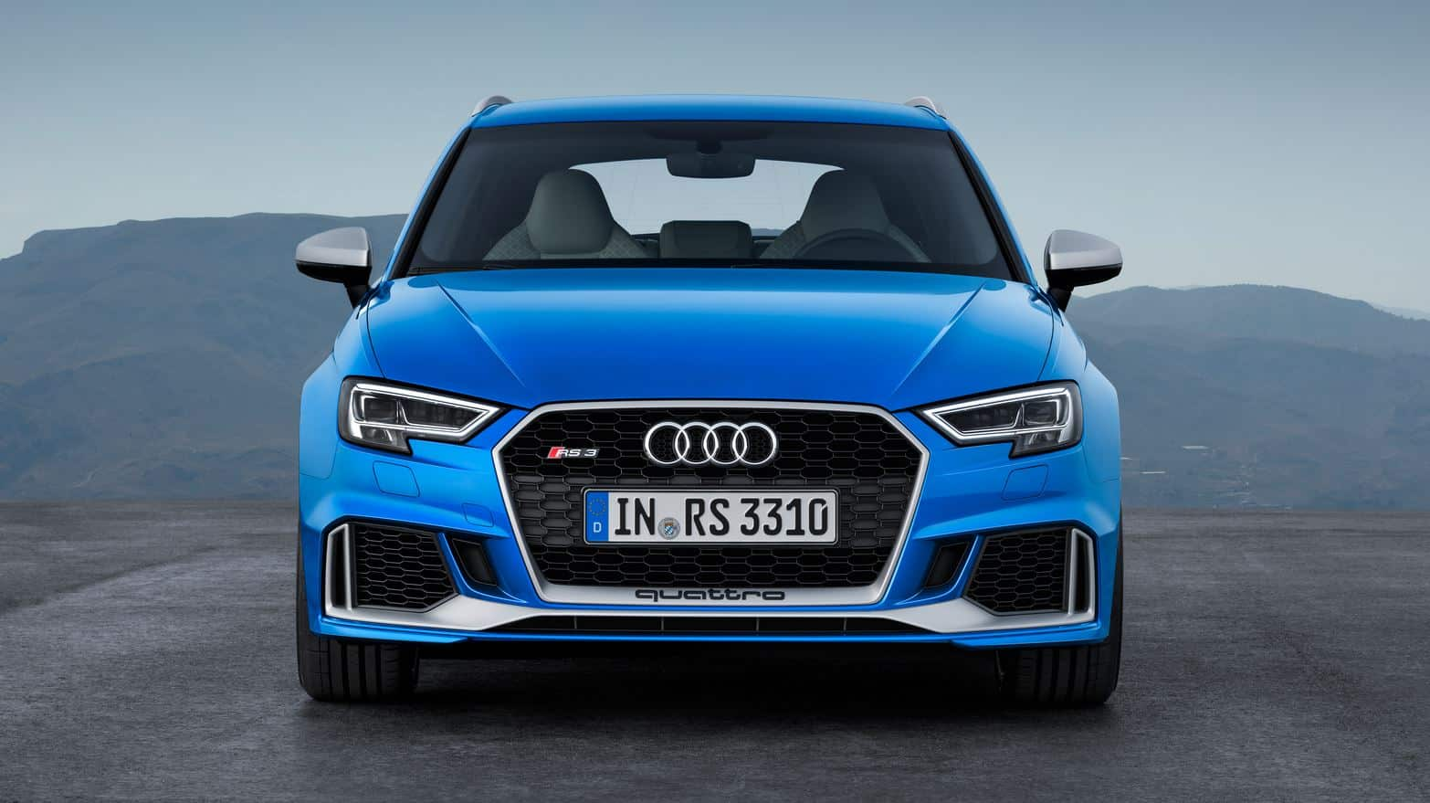 Audi RS3 Sportback 4
