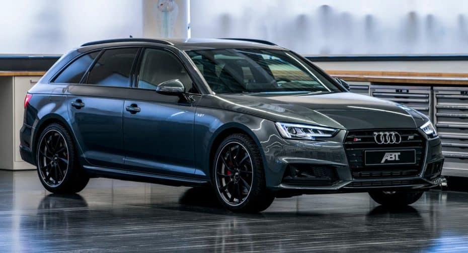 ABT Sportsline ha convertido el Audi S4 Avant en esta bestia sedienta de circuito