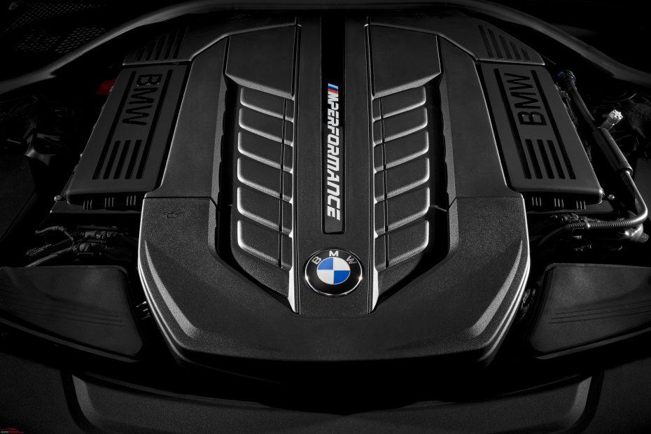 El BMWM760Li xDrive V12 podría ser otro de los afectados por el nuevo ciclo de homologación WLTP