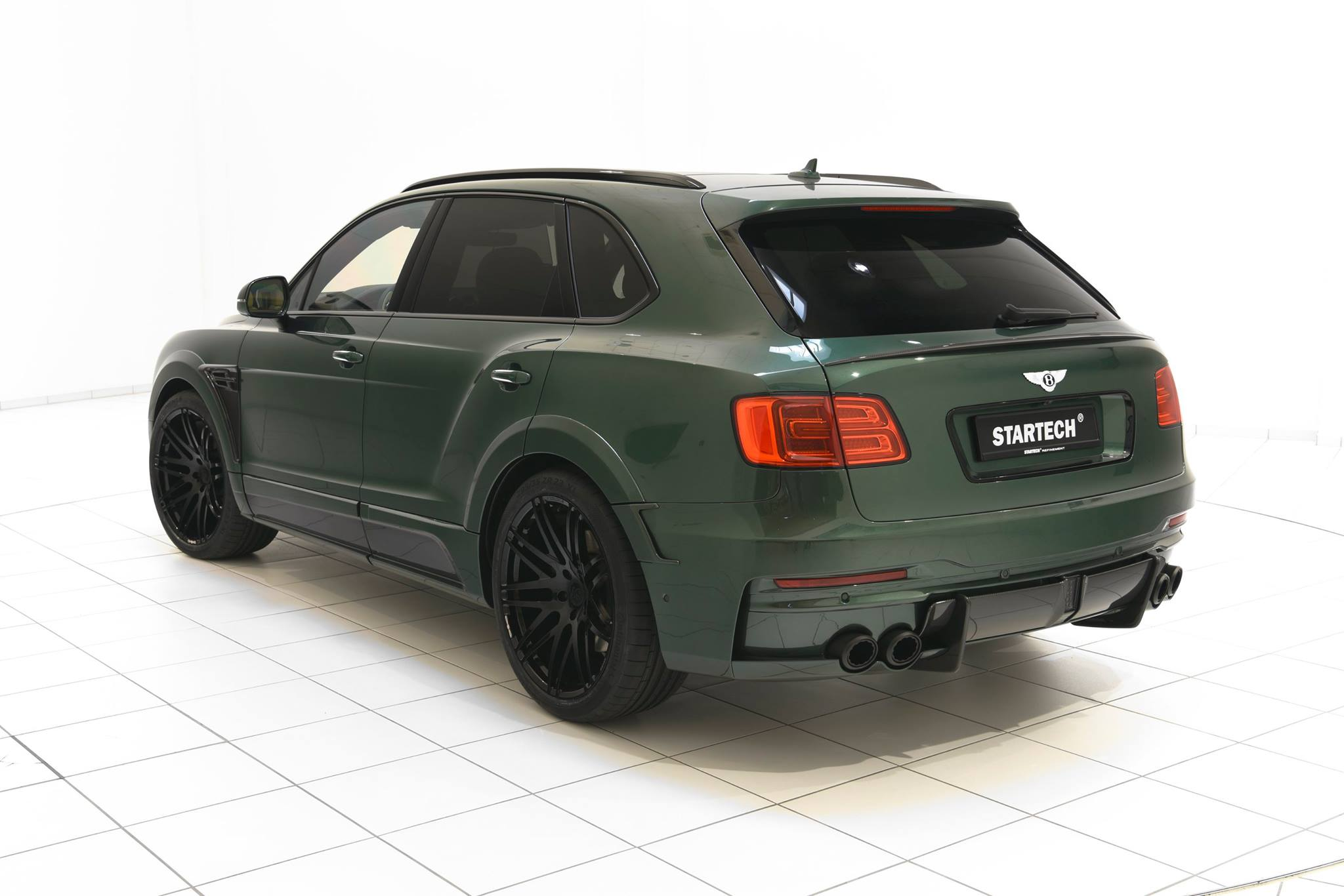 Bentley Bentayga Startech-2
