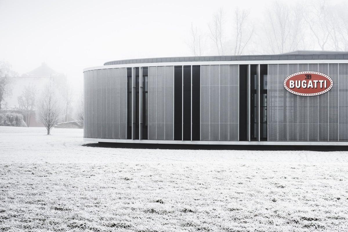 Bugatti Chiron Factory-1