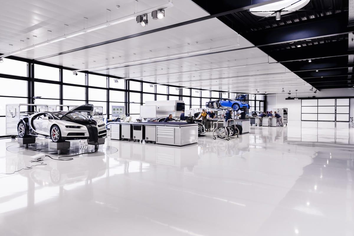 Bugatti Chiron Factory-2
