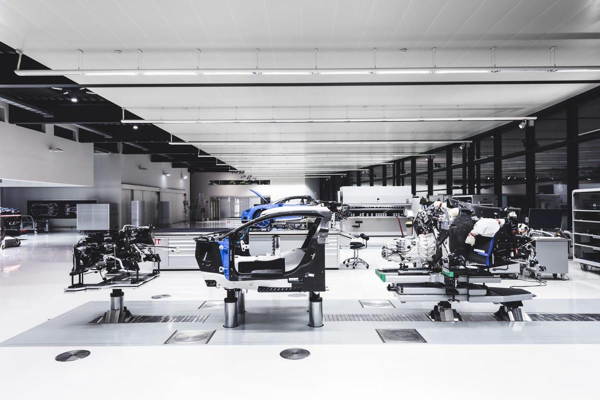 Bugatti Chiron Factory-7