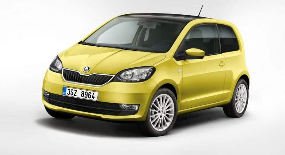 Así es el renovado Škoda Citigo: Cambios justos pero interesantes para el 2017