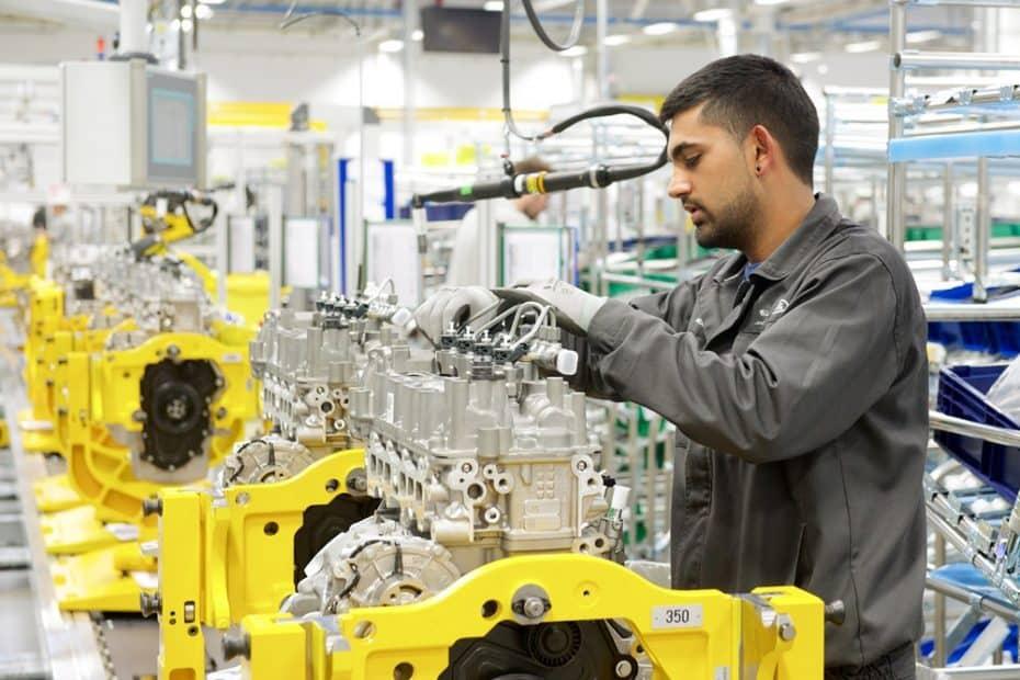 Un robo épico: Se llevan 3,5 millones de euros en motores de la fábrica de Jaguar Land Rover